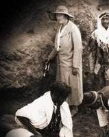 Агата Кристи на раскопках