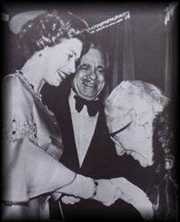 А.К. и Елизавета II